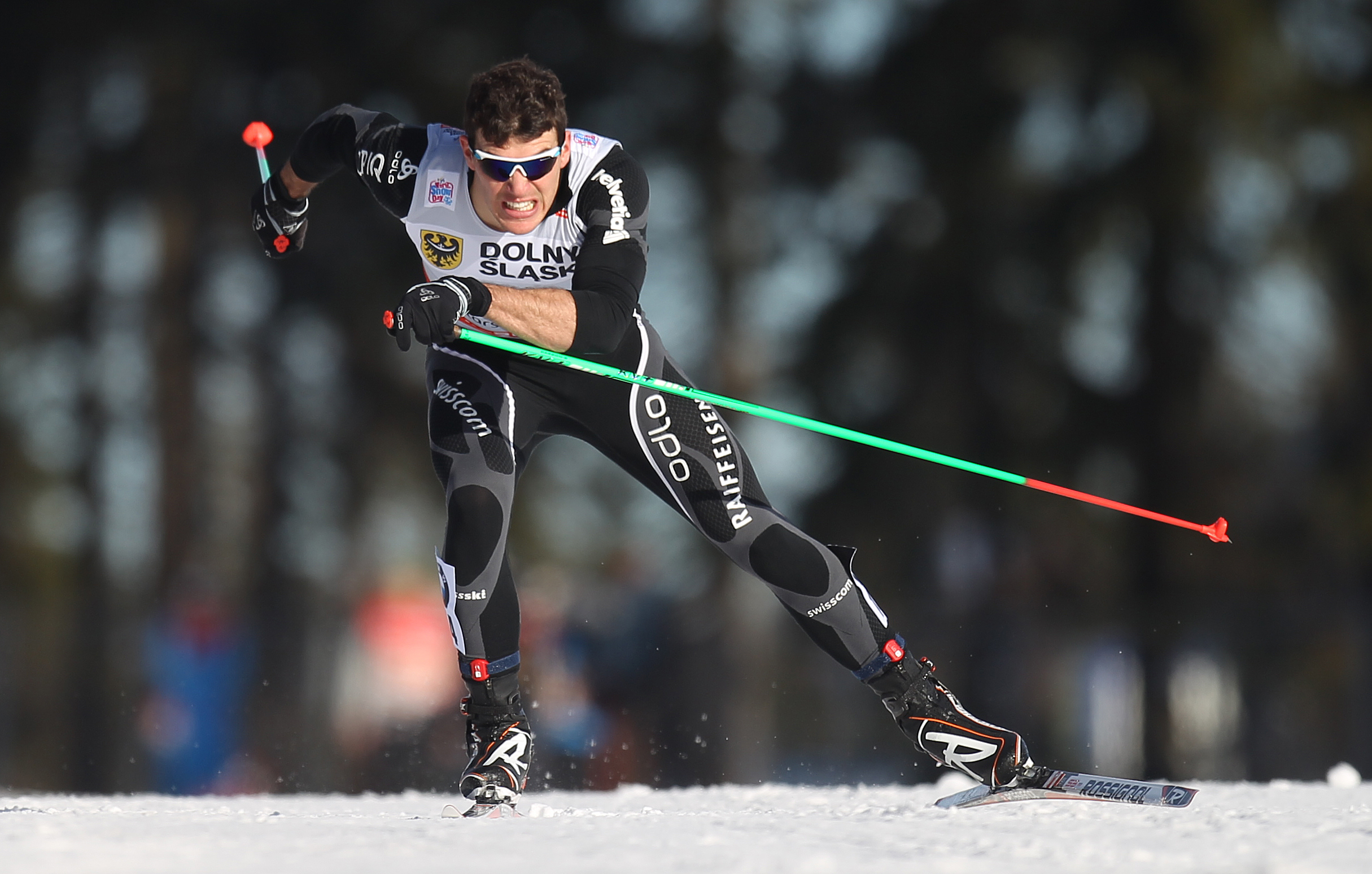 FIS world cup cross-country, individual sprint, Szklarska Poreba(POL)