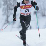 26.11.2016, Ruka, Finland (FIN): Jovian Hediger (SUI) - FIS world cup cross-country, individual sprint, Ruka (FIN). www.nordicfocus.com. © Modica/NordicFocus. Every downloaded picture is fee-liable.